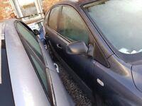 Ford Focus MK 3 Drivers Front door in Grey 2005