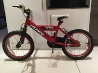 "Kids 14"" Huffy Ignite bike. Suit 4/6 year old."