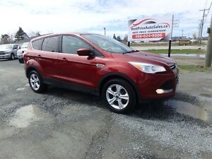 2014 Ford Escape SE! 4X4! ECOBOOST! CERTIFIED!
