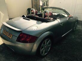Audi TT 180bhp Quattro Roadster