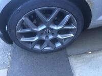 VW GOLF GTI EDITION 35 ALLOYS 18 INCH