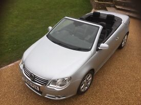 Volkswagen Eos - only 62,000 miles and Lots of extras