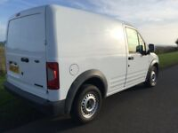 2010 FORD TRANSIT CONNECT 1.8 TURBO DIESEL 11 MONTH MOT READY FOR WORK NO VAT NEW TIMING BELT FITTED