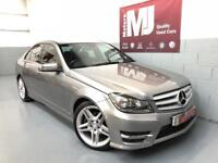 2012 MERCEDES C250 CDI AMG SPORT AUTO
