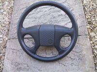 Mk2 golf gti steering wheel