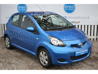 TOYOTA AYGO Can't get car finance? Bad credit, unemployed? We can help!