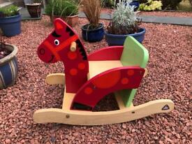 Rocking Horse for small child