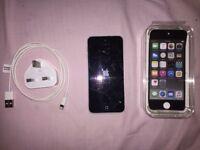 5th gen iPod - cracked screen