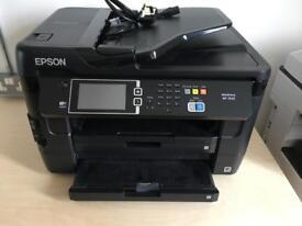 A3 Colour Printer - Epson WorkForce WF-7620