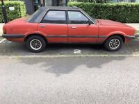 SOLD - Ford Cortina 2.0 GL Mk5 1981 Automatic