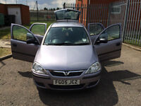2005 VAUXHALL CORSA 1.0 LIFE TWINPORT MET PURPLE MANUAL LOW MILEAGE CHEAP TO RUN MINT CONDITION
