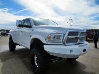 2014 Ram 3500 LIFTED AND MODIFIED LONGHORN DIESEL 4X4