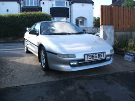 1999 T REG TOYOTA MR2 2.0 T BAR SONIC SHADOW LEATHER INTERIOR 123K MILES