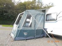 For Sale 2016 Vango Varkala 150 Inflatable Porch Awning As New Honestly only ever used twice
