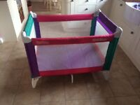 Graco Travel Cot and Play Pen