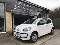 VW UP/ LOW MILES/FSH/WHITE