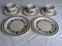 Royal Doulton Lambethware - 9 items