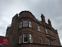 Two bedroom flat in centre of Stirling, recently refurbished.