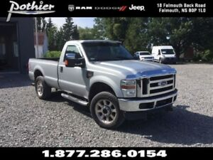 2010 Ford F-250 XLT | DIESEL |2 WHEEL DRIVE| CD PLAYER |