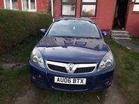 Vauxhall vectra 2006