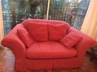 Free two and three seater loose cover sofas