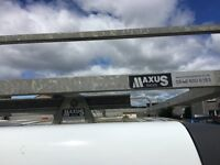MAXUS ROOF RACK FOR VAUXHALL, RENAULT and NISSAN