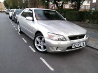 Amazingly fast Lexus is200***mot oct, variable timing vvti