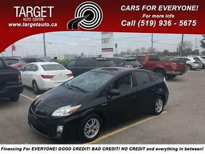 2010 Toyota Prius Teck Package Fully Loaded Leather,Navi,Back-Up