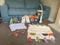 Mamas and papas Timbukales nursery bundle