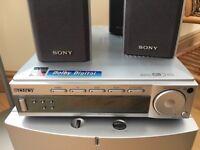 Sony 5:1 Dolby Surround Sound System