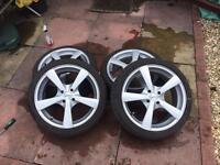 """16"""" Alloy wheels X4"""