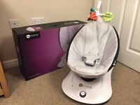 4Moms RockaRoo - 5 Month Old, hardly used.