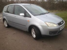FORD C-MAX ZETEC 1.8,2005,MOT NOVEMBER 2018,£995!