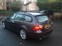 2006 BMW 320d AUTOMATIC TOURING FULL HISTORY HIGH MILES CHEAP CAR