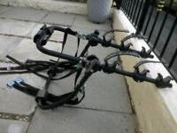 2 bike cycle rack.