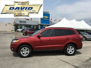 2010 Hyundai Santa Fe FWD V6 GL LOADED, KLS, BT, LOCAL TRADE!!!