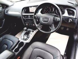 Audi A4, TDI, Black SE technik. 2012