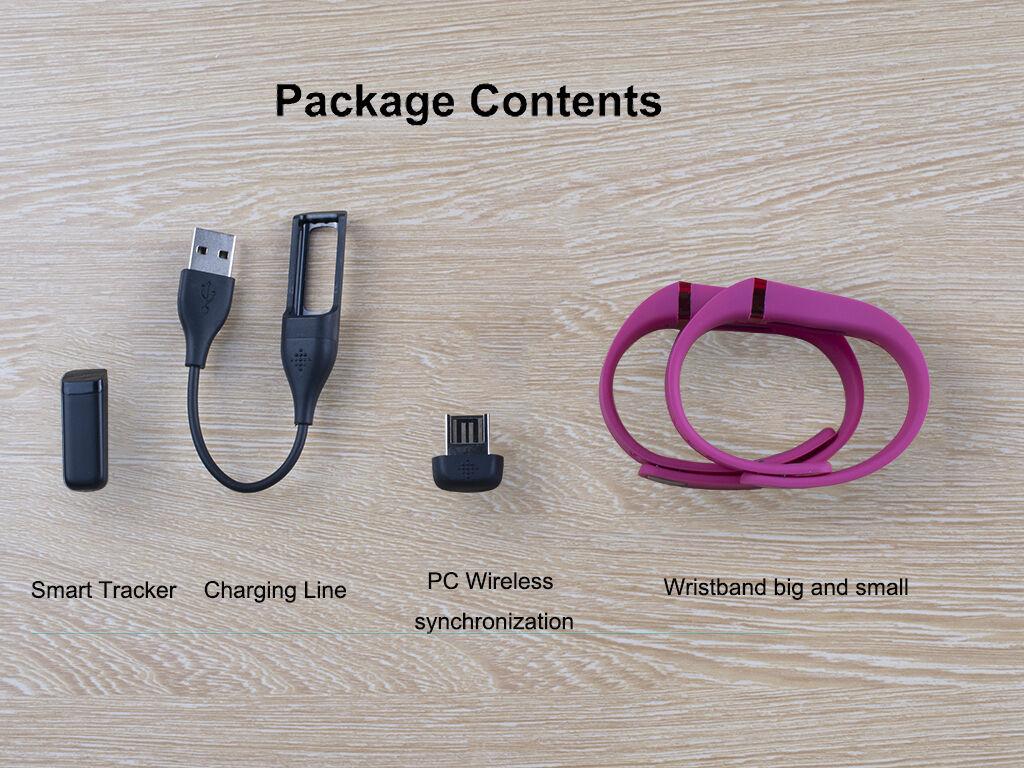 Genuine Fitbit Flex Activity and Sleep Tracker Wristband Bluetooth & NFC Black