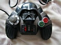 Vintage Jakks Pacific Star Wars Revenge of the Sith Black Plug and Play TV Game