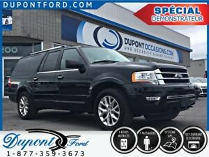 2017 Ford EXPEDITION Max Limited  ÉCOBOOST 4 X 4 SUSPENSION A AI