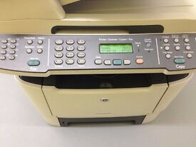 HP LaserJet M2727nf MFP - Multifunction ( fax / copier / printer / scanner ) - B/W - laser -