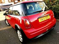 Mini Cooper 2002 low mileage 77k full service history part exchange welcome