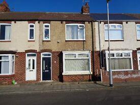 Three Bedroom Terrace House, Wolviston Road, Hartlepool