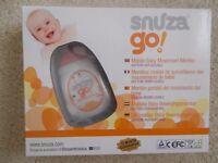 Snuza Go! baby breathing monitor