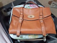 Mulberry alexa oversized bag good condition just squashed from been in storage