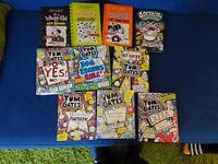 Children's (Boys) Reading Books