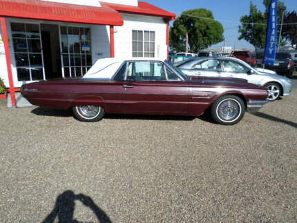 1965 Ford THUNDERBIRD 390 Coupe Traralgon Latrobe Valley Preview