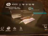 HP Envy 4500 e-All-In-One Printer - Black for sale