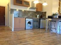 Newly refurbished 1 bedroom flat with garden in Crouch End
