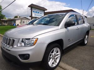 2011 Jeep Compass Limited, GPS, TOIT